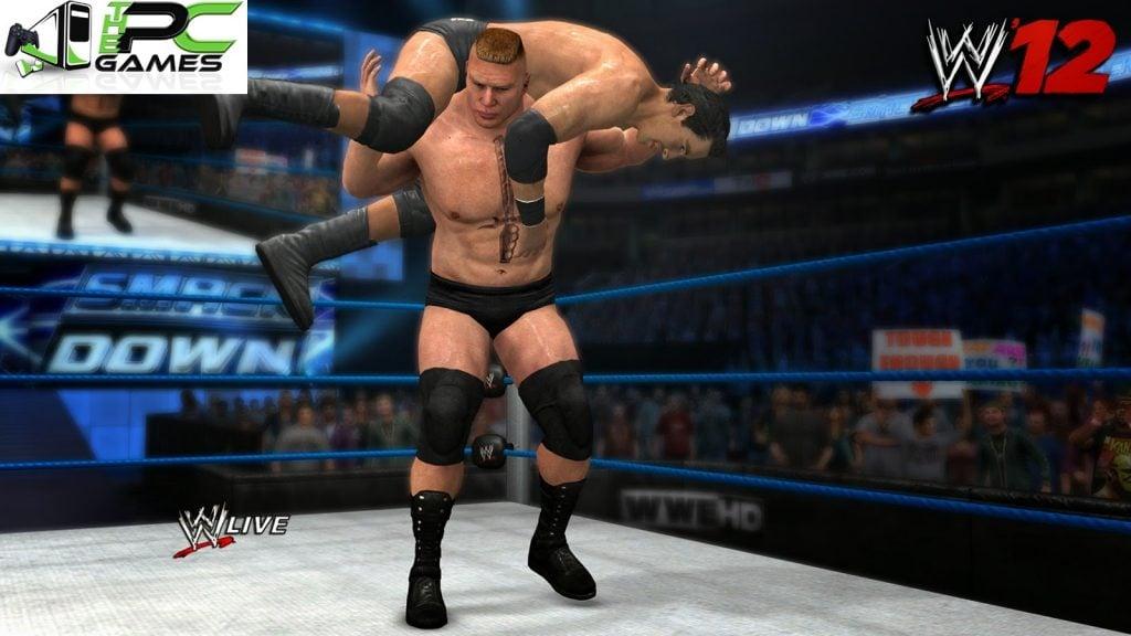 WWE '12 Pc Game