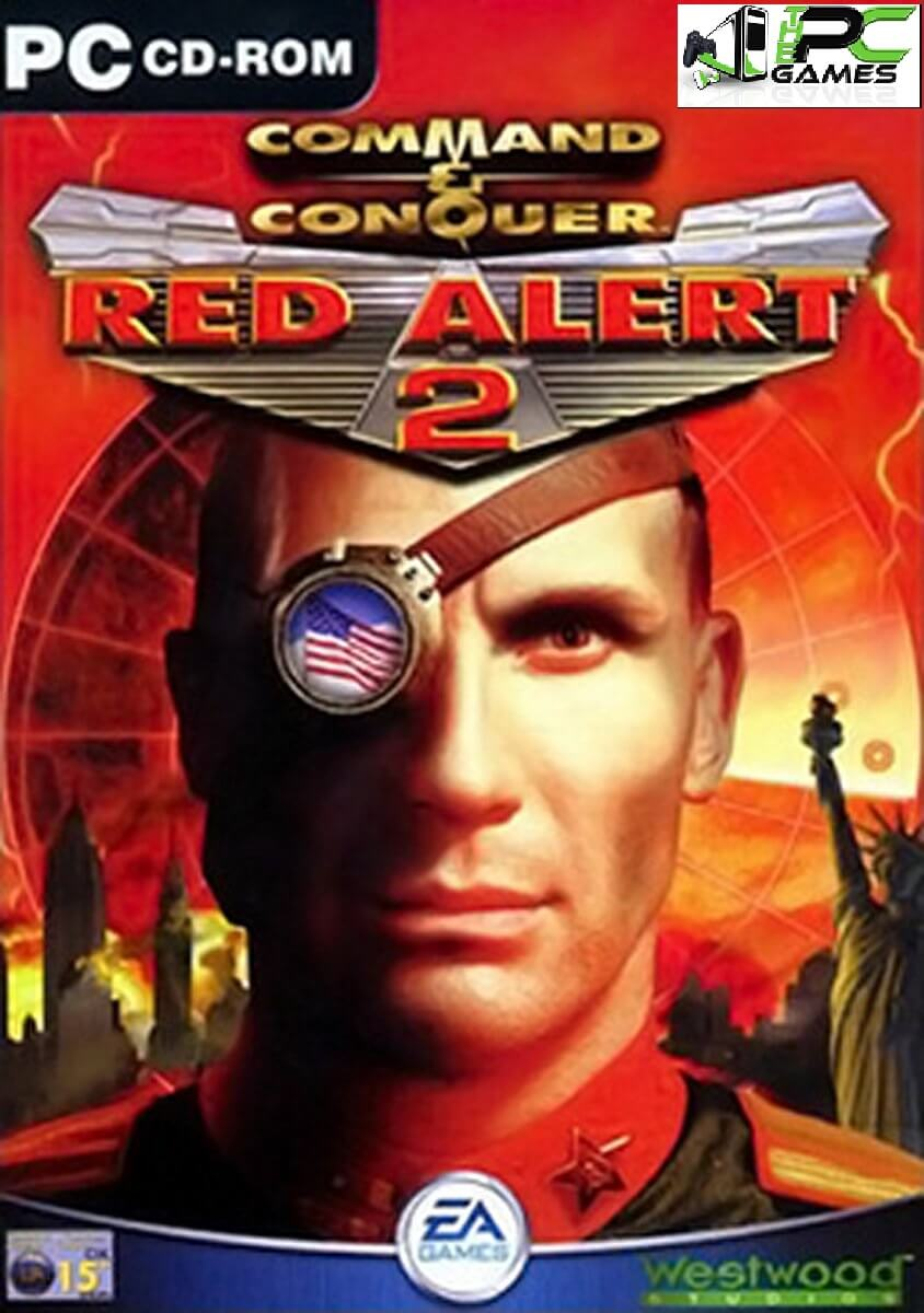 red alert 2 yuris revenge download