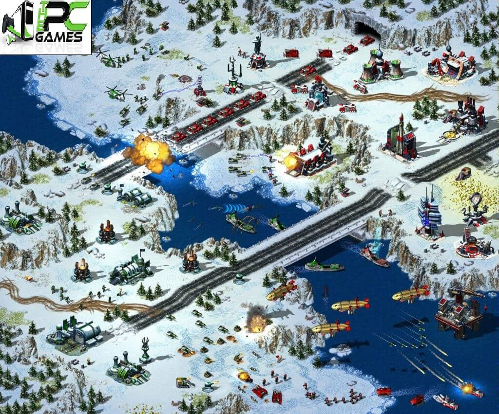 red alert 2 torrent windows 10