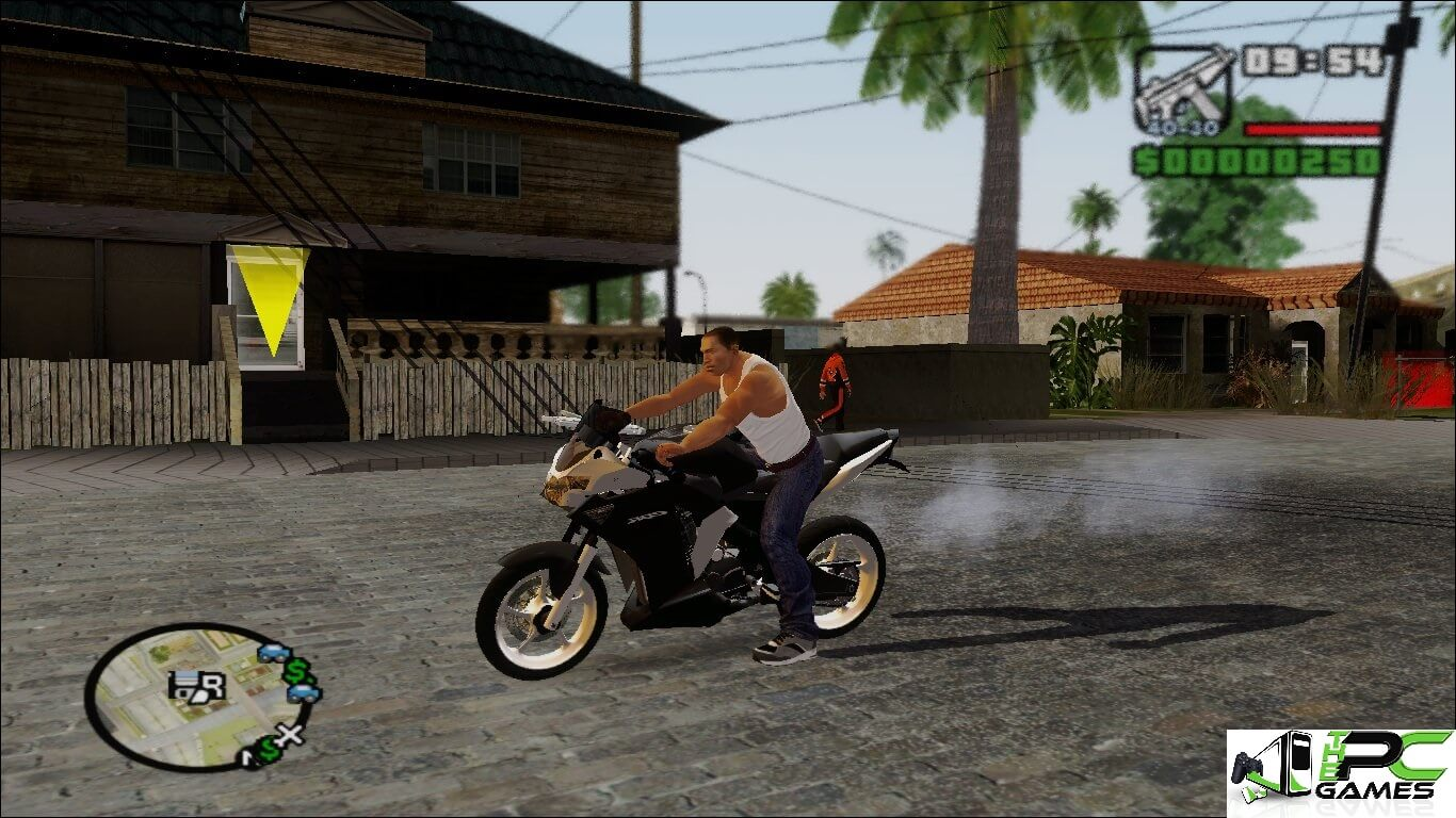 Gta san andreas pc game free download.