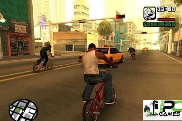 The official gaming magazine: download gta san andreas.