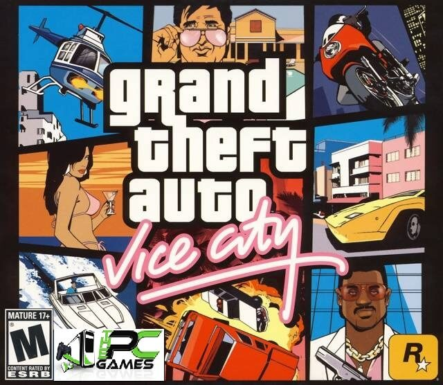 Free game download of gta vice city.