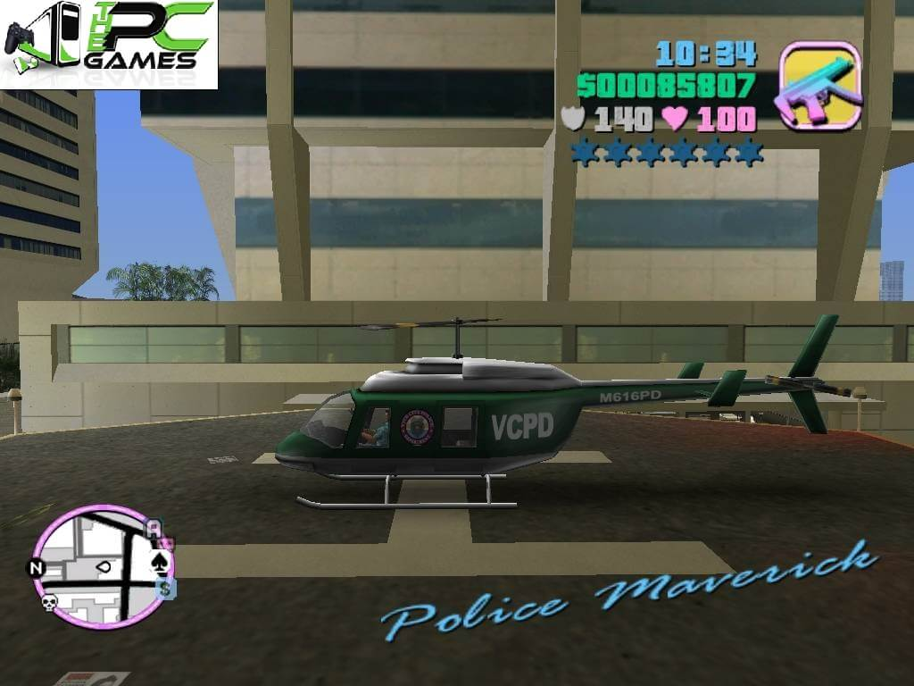 Grand Theft Auto Vice City Game Play Online Download Cris15elgo