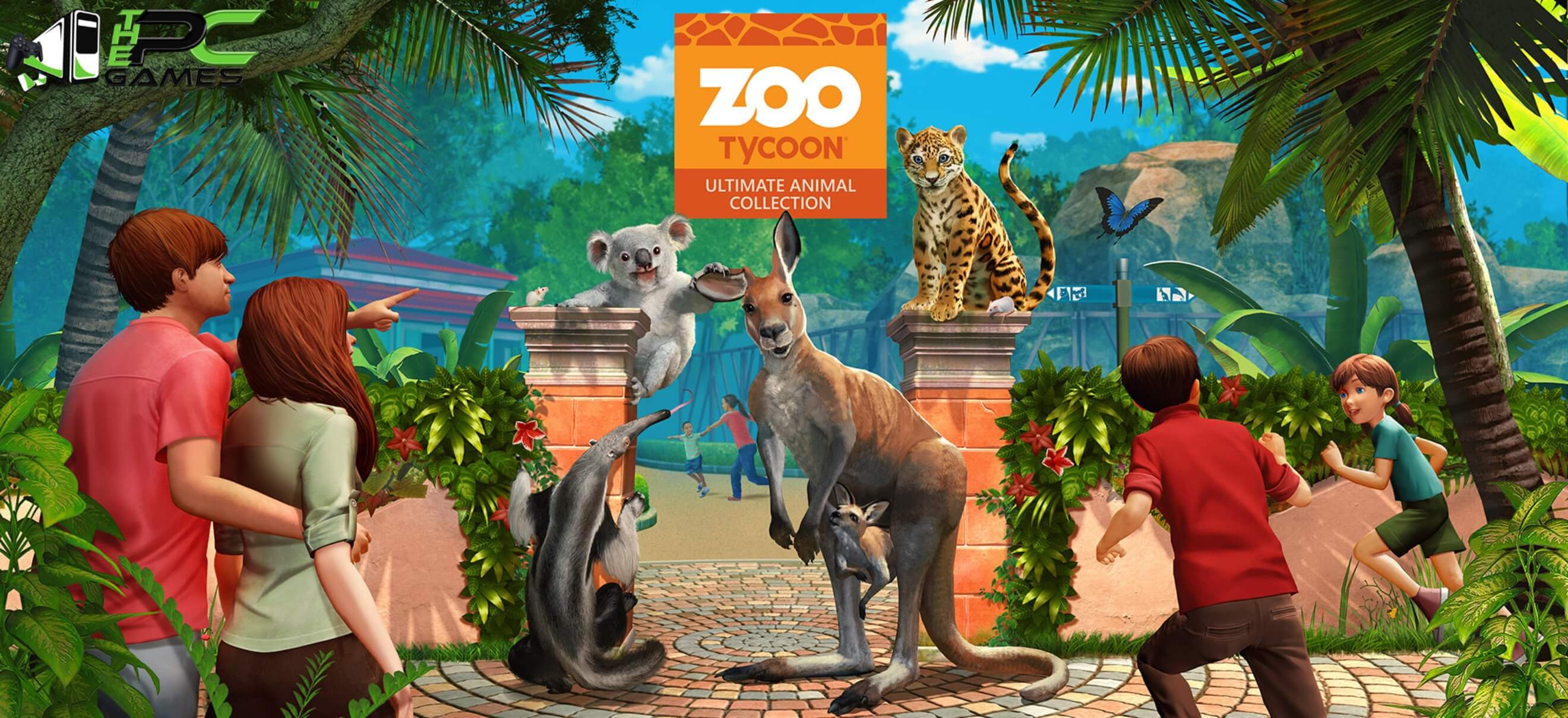 Zoo Tycoon 2 Ultimate Animals Collection PC Game Crack Highly Compressed Free Download