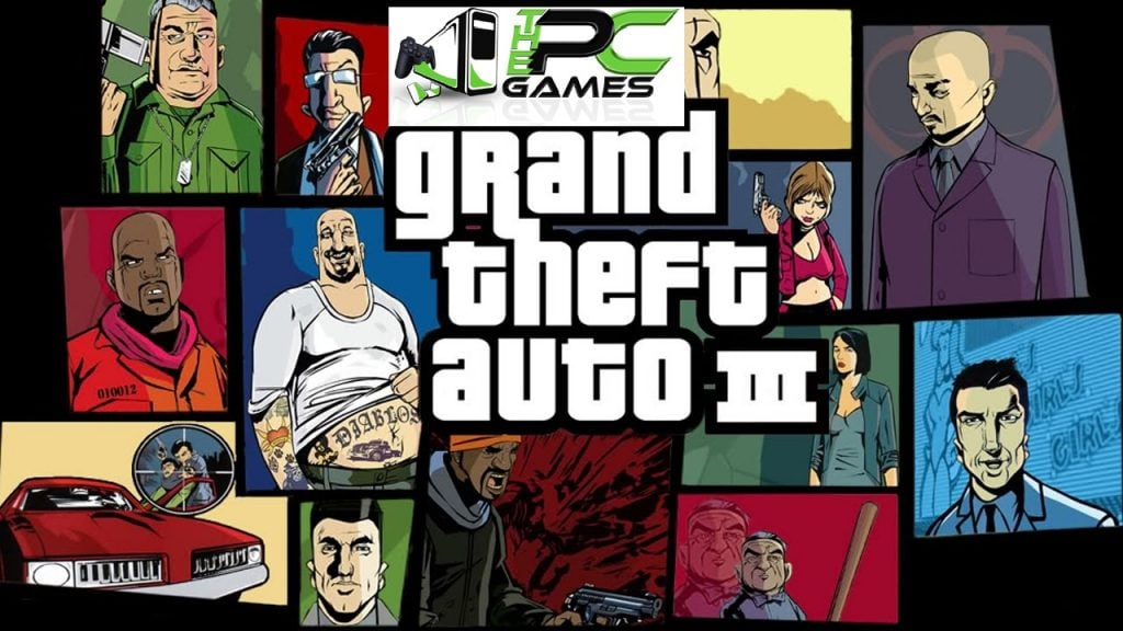 Grand Theft Auto 3 Free Download