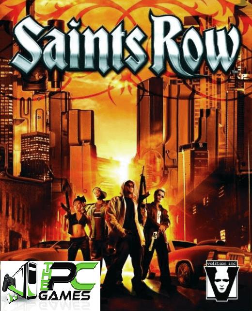Saints Row Pc Game