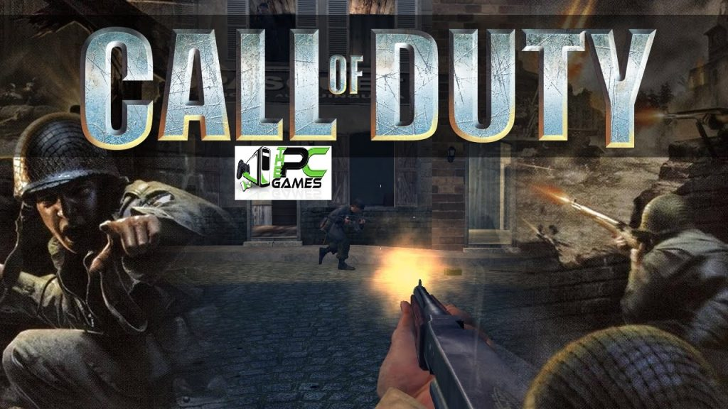 call of duty free game  for pc full version