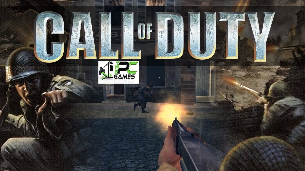 call of duty 1 free download full version for pc windows 7