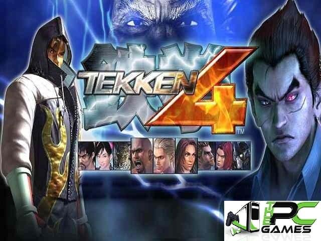 Tekken 4 Pc Game
