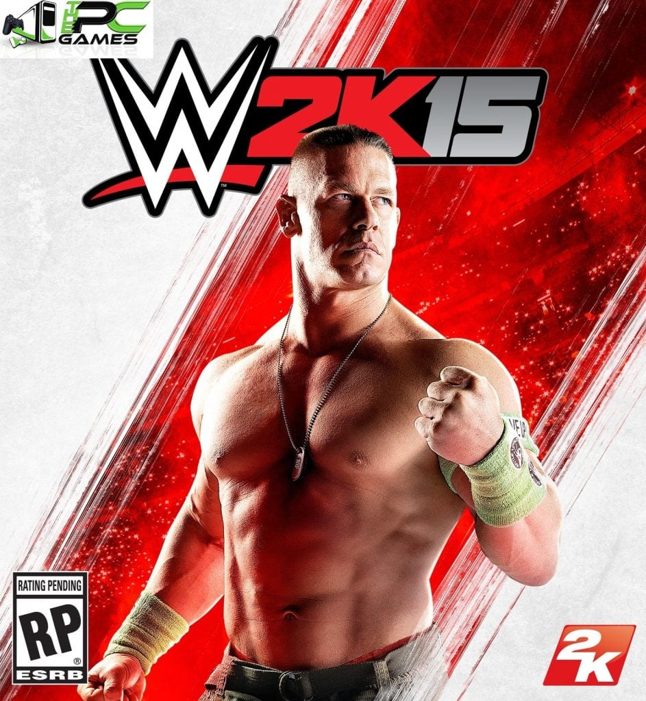 WWE 2k15 PC Game
