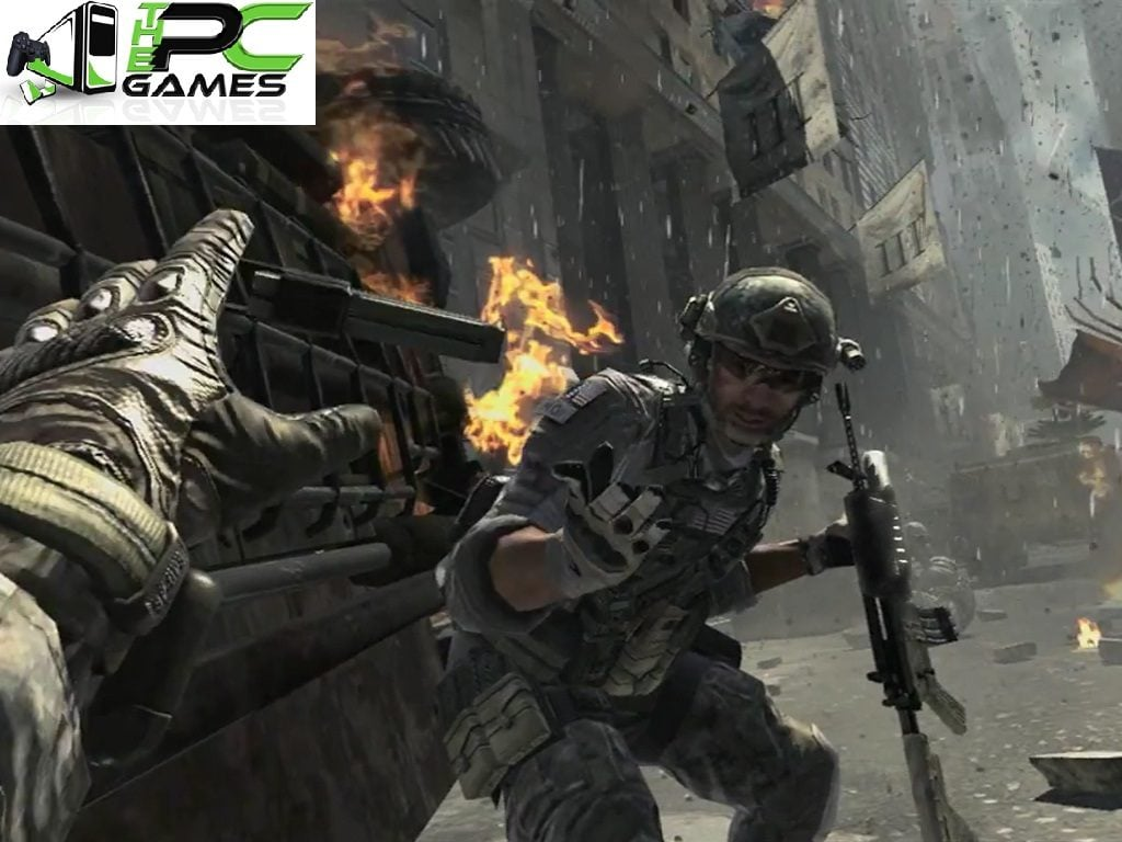 Call of Duty Modern Warfare 1 Pc Game