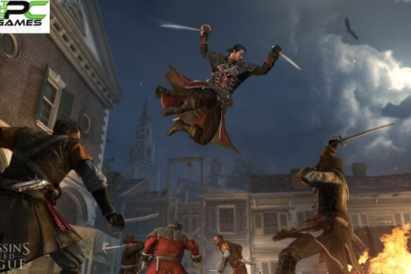 Assassin's Creed Rogue Pc Game Full Version Free Download