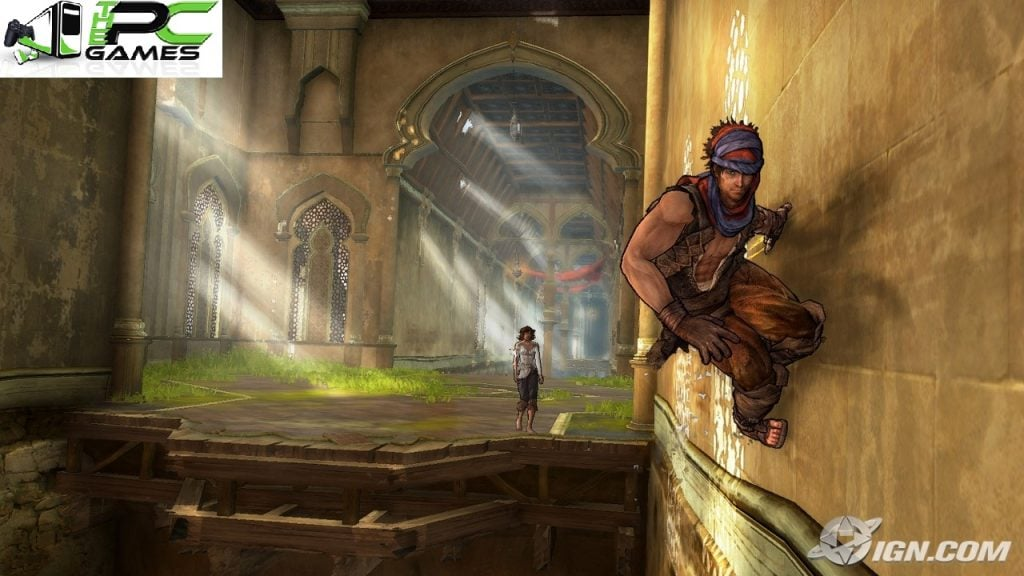 Prince of Persia Pc Game 2008