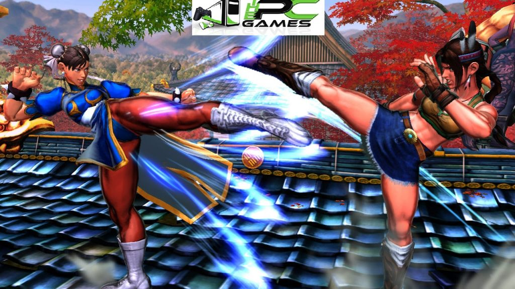 Street Fighter 30th Anniversary Collection (for PC) Review ...