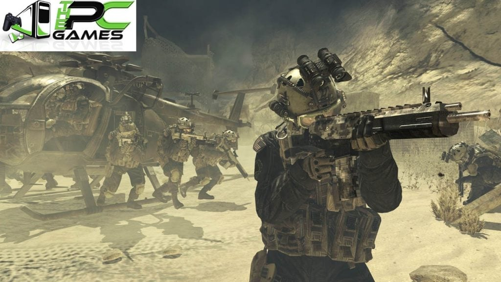 Call of Duty Modern Warfare 2 Pc Game Free Download Full Version