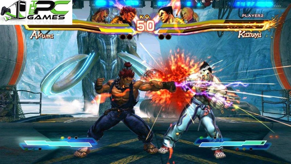 Street Fighter X Tekken Pc Game