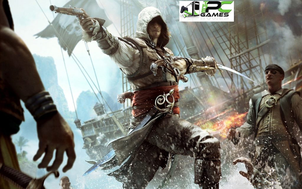 Assassin's Creed 4 Black Flag PC Game