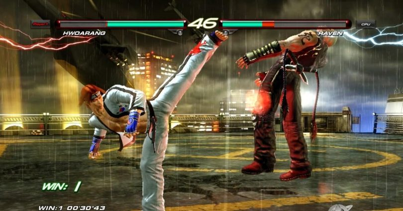 Download Pc Game Tekken 6 for Free