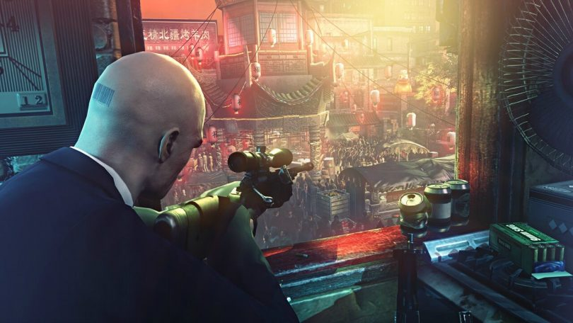 Hitman Absolution Pc Game Free Download Full