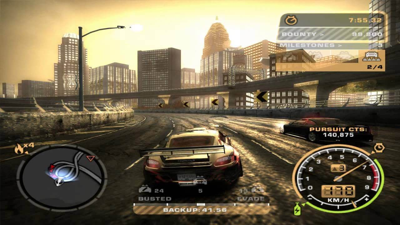 Need for Speed Most Wanted 2005 Full Free Download