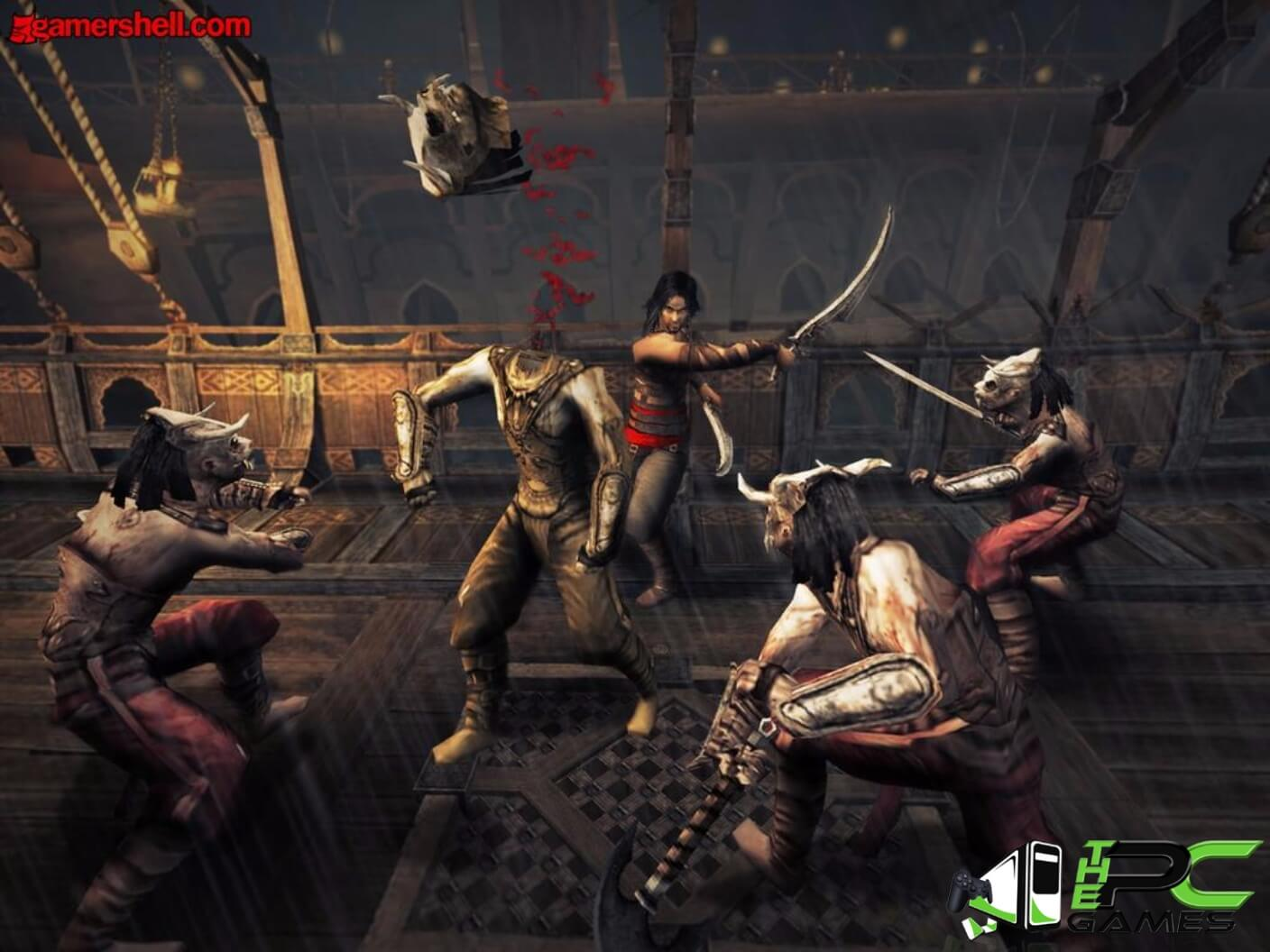 prince of persia warrior within download torent pc