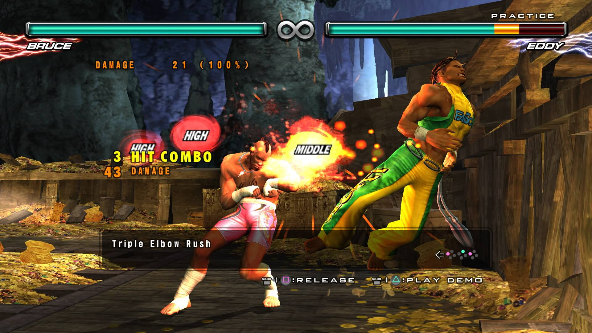 Download Tekken 5 - Torrent Game for PC