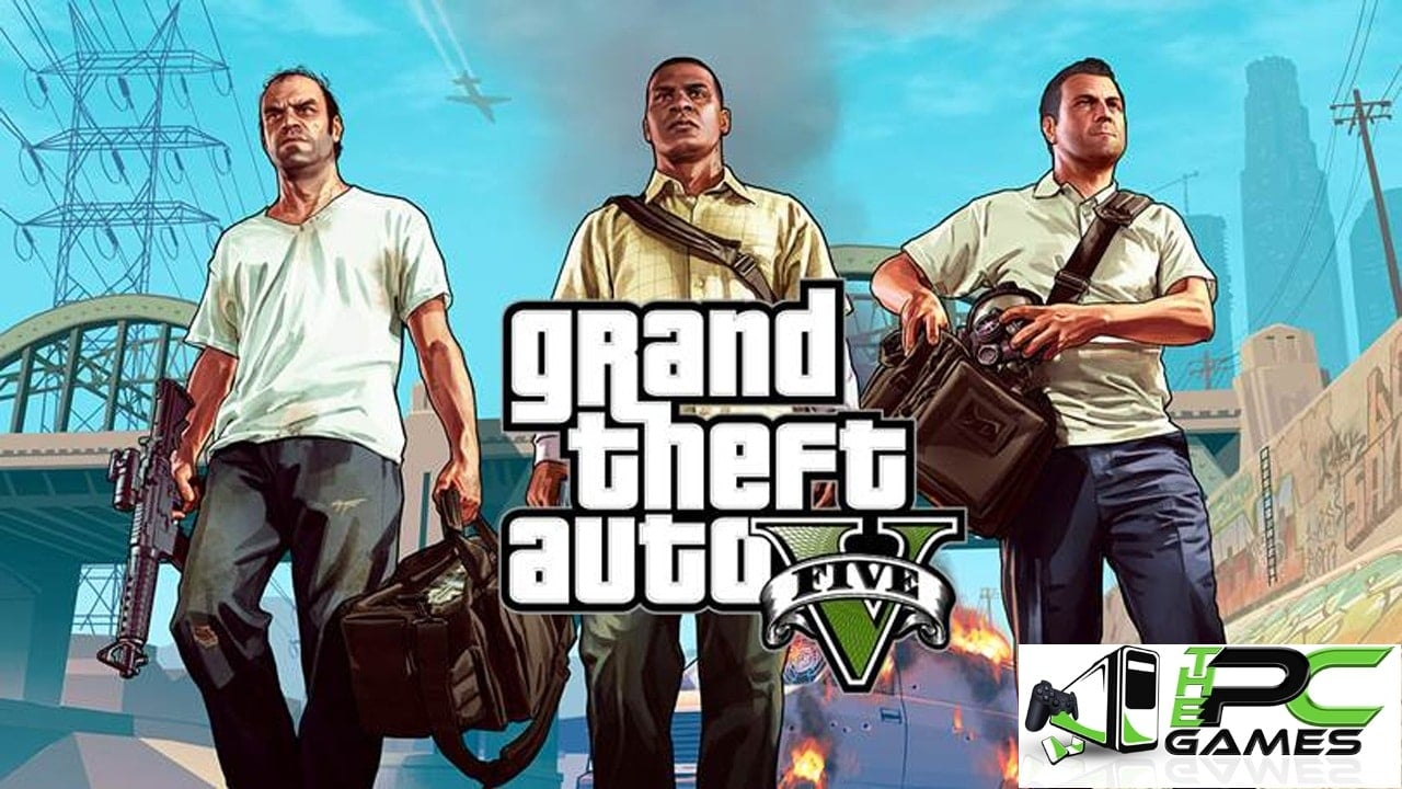 Download Grand Theft Auto V Pc Game