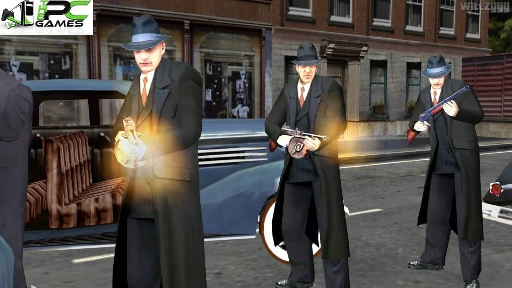 Mafia The City of Lost Heaven Pc Game