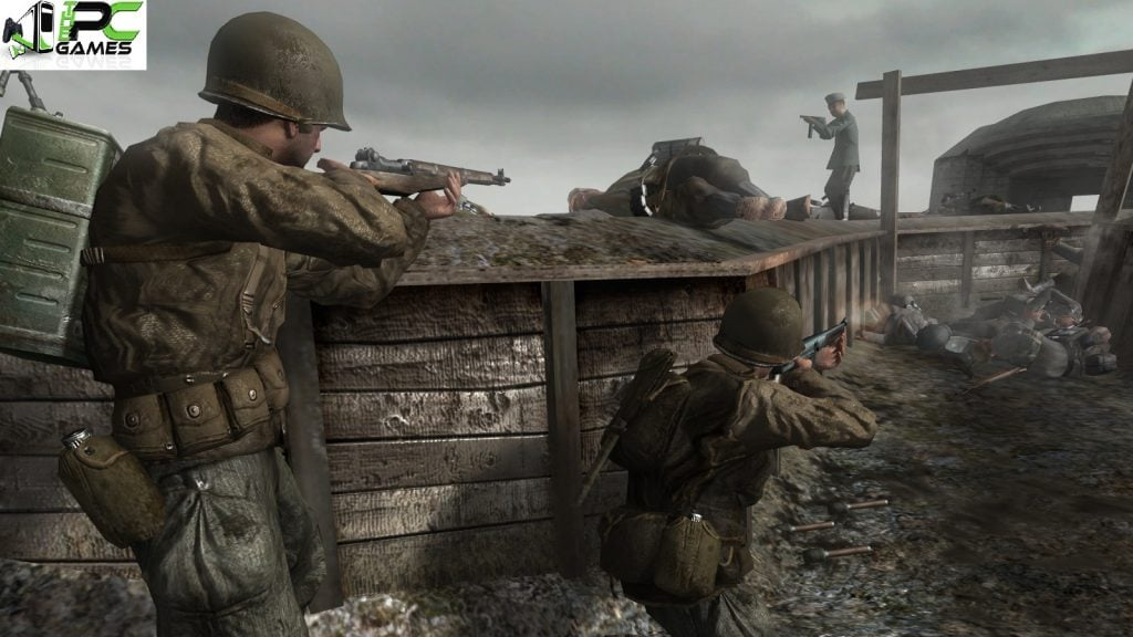 call of duty 2 full version free download for pc rar