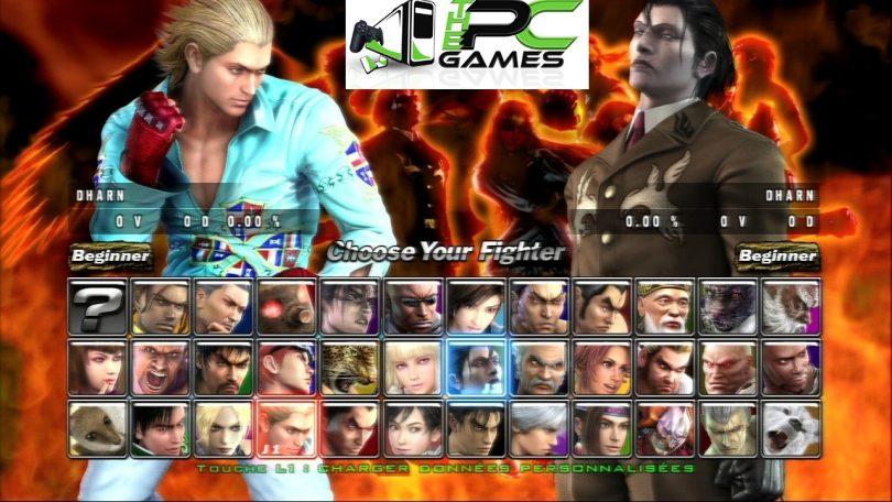 Tekken 5 Pc Game