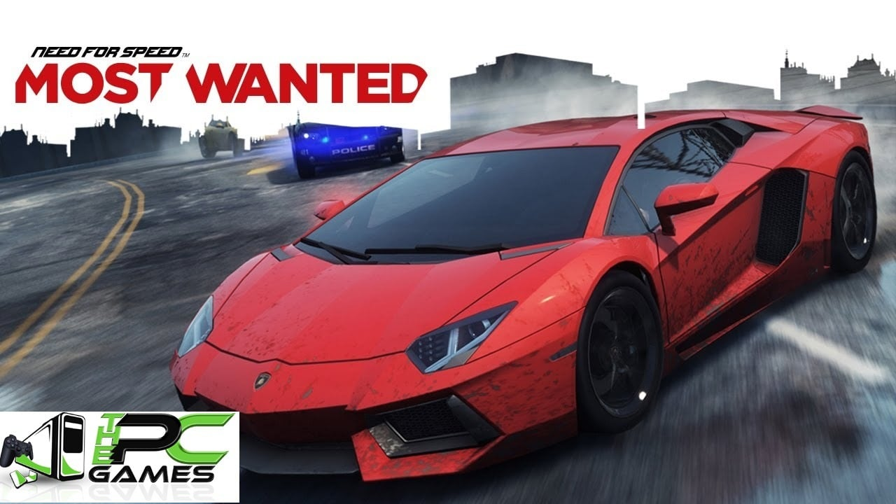 NFS PC GAME Need for Speed Most Wanted PC Full Version Download