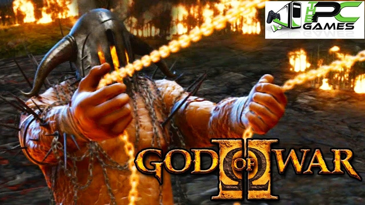 God Of War 2 Pc Game