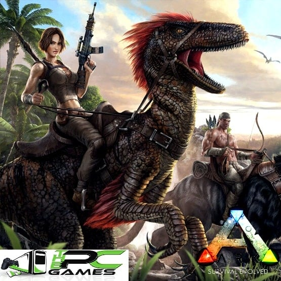 Ark Survival Evolved PC Game