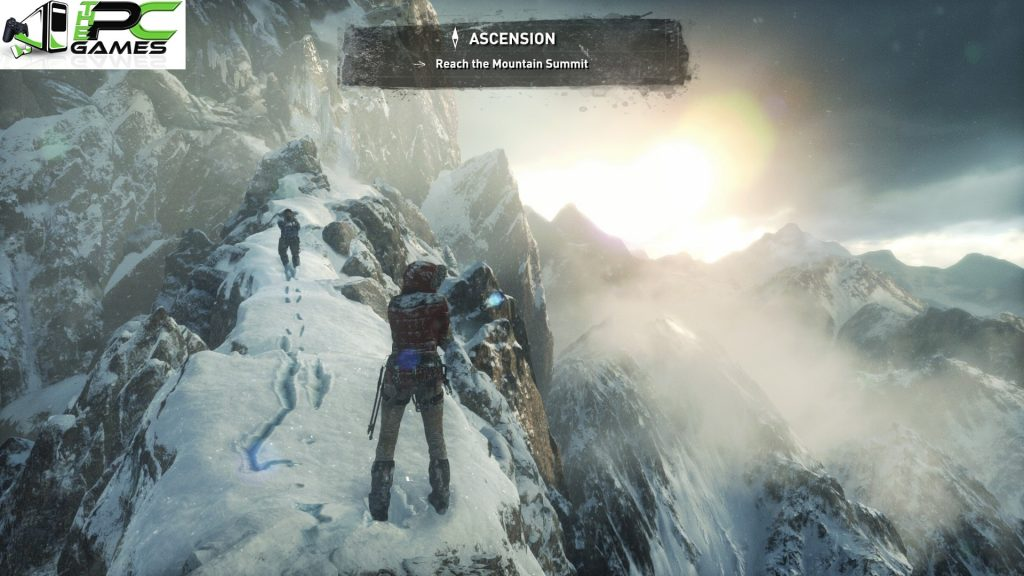 Rise of the Tomb Raider PC Game Free