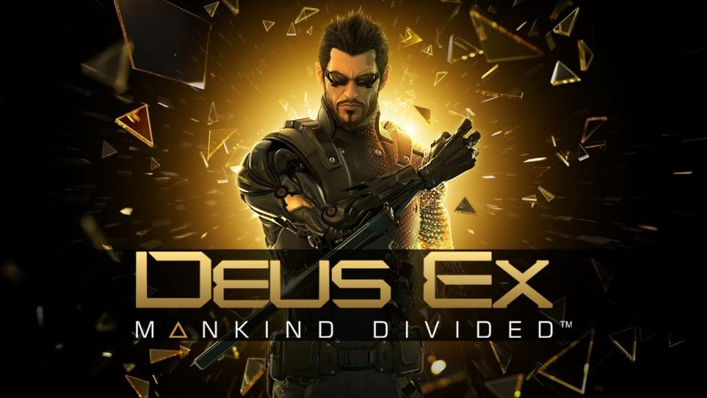 Download Deus Ex Mankind Divided Free PC Game