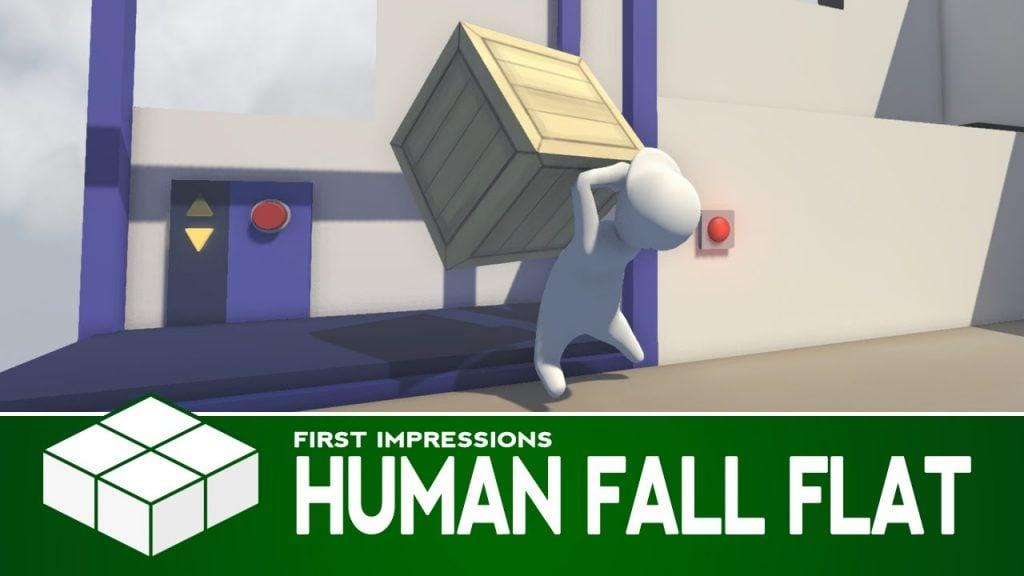 Human Fall Flat PC Game