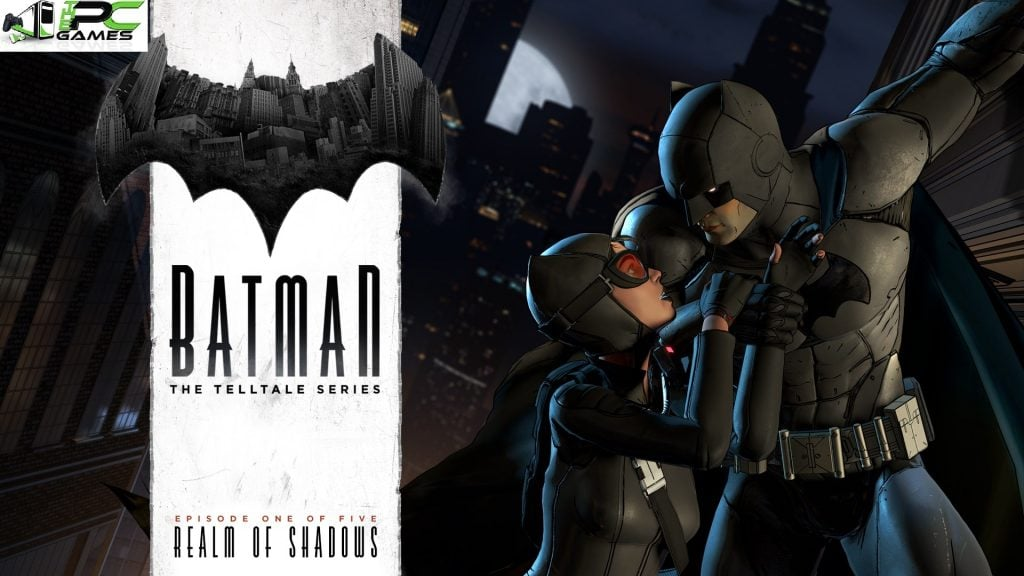 Batman The Telltale Series PC Game