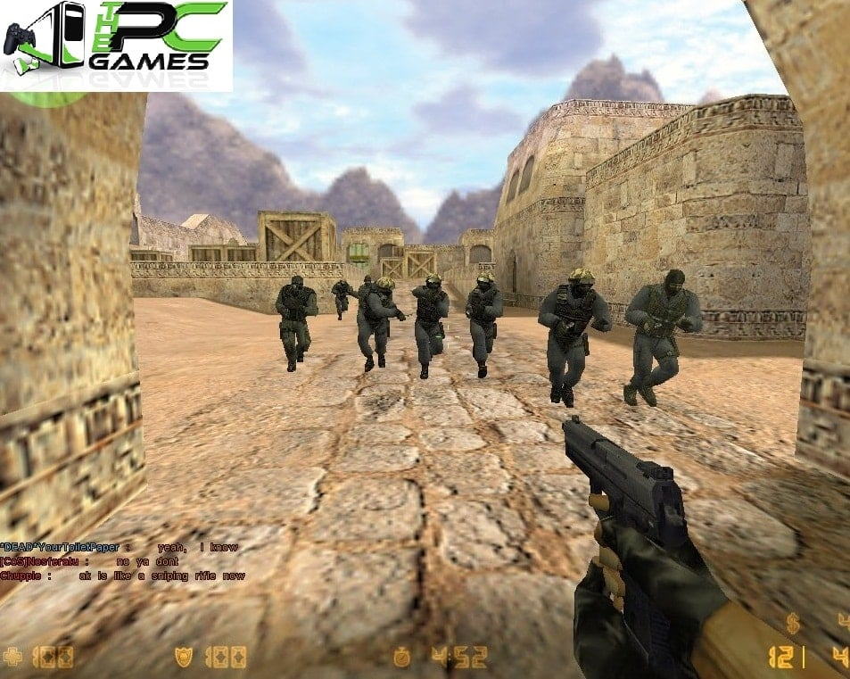 Counter Strike stipulation Zero PC Game