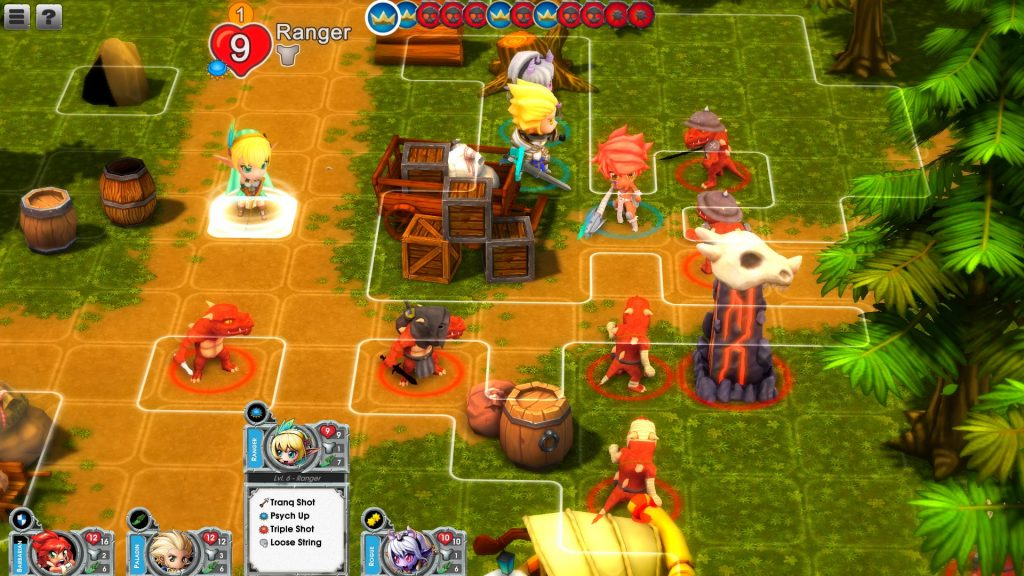 Super Dungeon Tactics PC Game