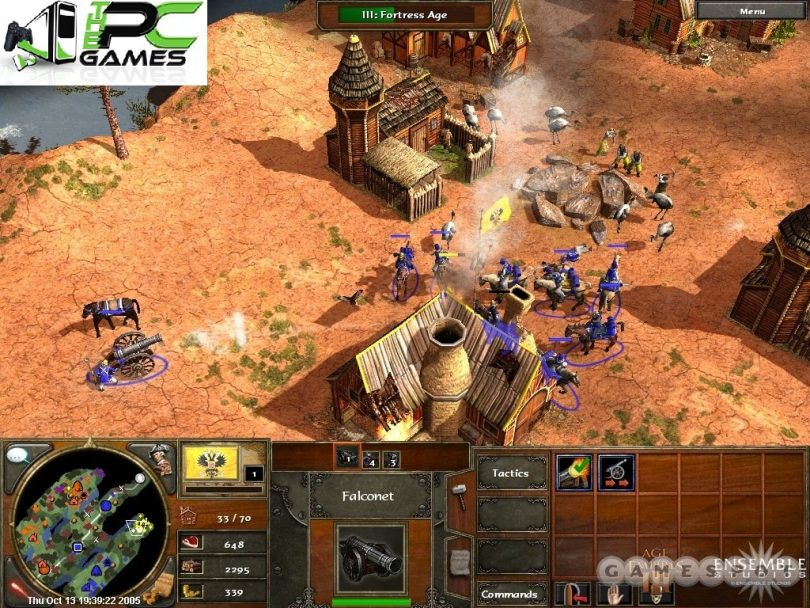 Age of Empires 3 Pc Game