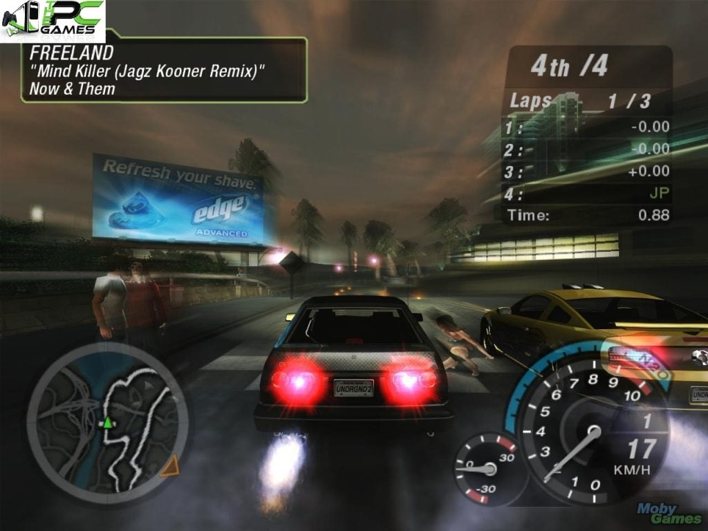 Need For Speed Underground Pc Game