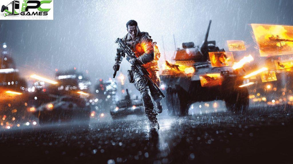 Battlefield 4 PC Game