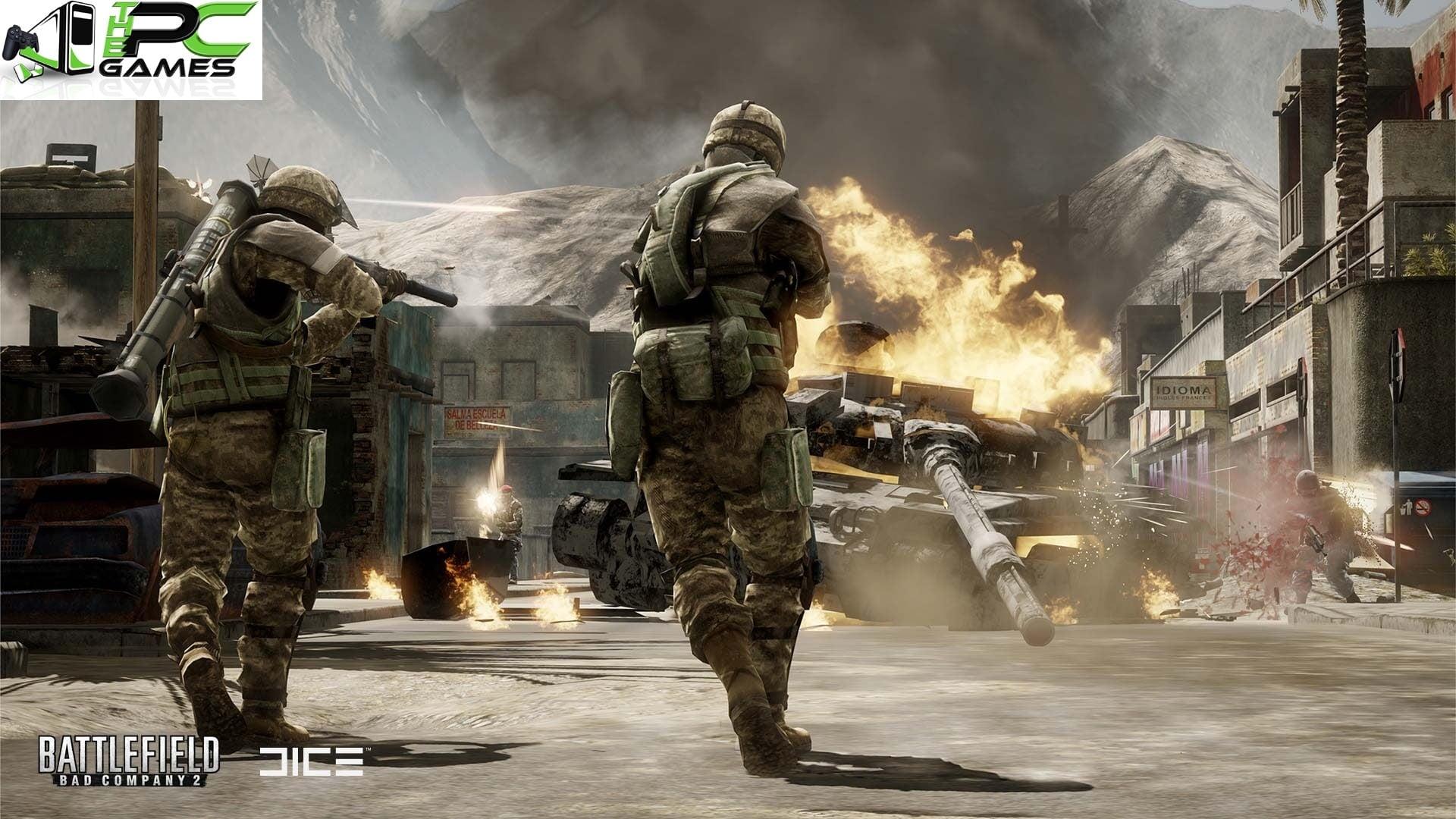 Battlefield Bad Company - EA Official Website
