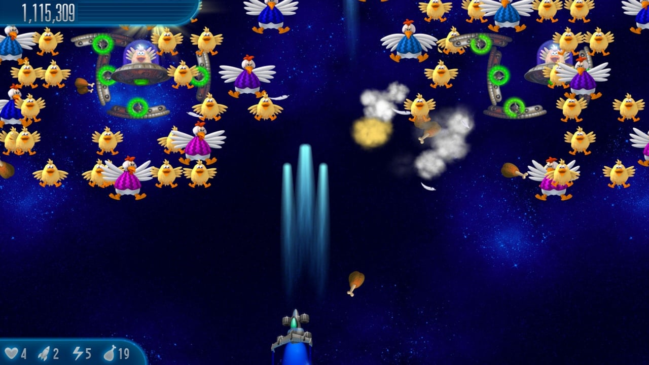 Download Games Chicken Invaders 2 Full Version For PC ...