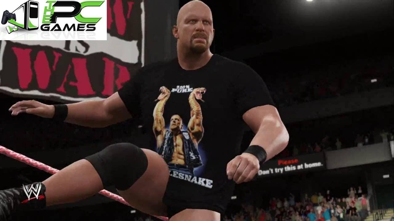 WWE 2K17 Pc Game