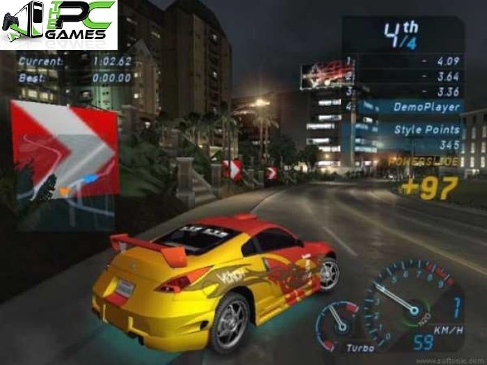 Need For Speed Underground 3 Free Download Full Version Pc Graphicfree