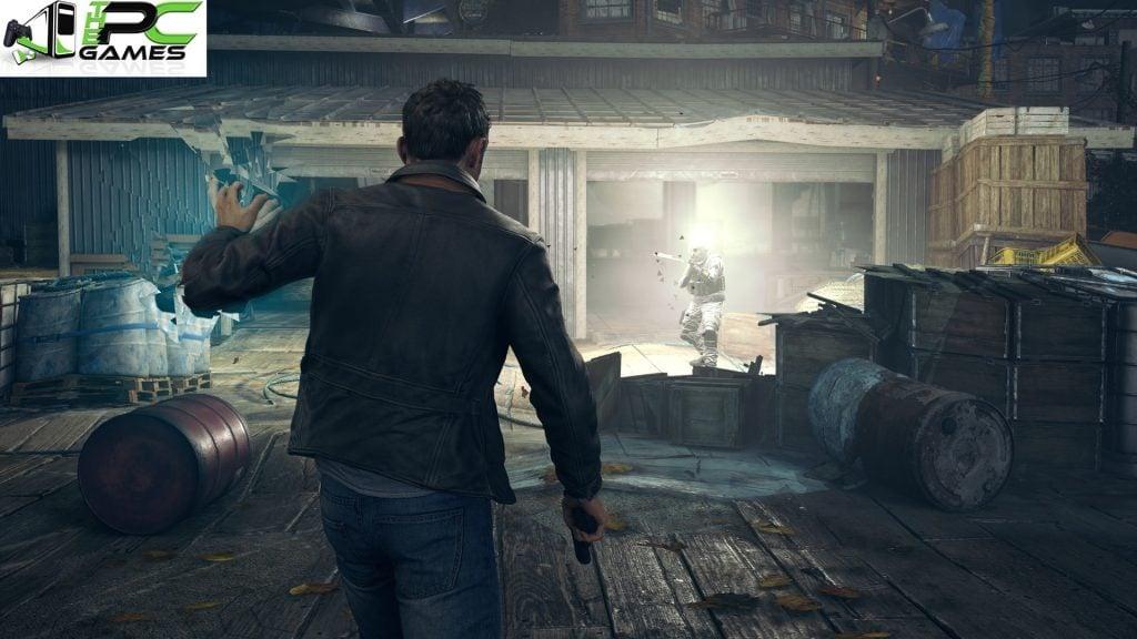 Quantum Break PC Game
