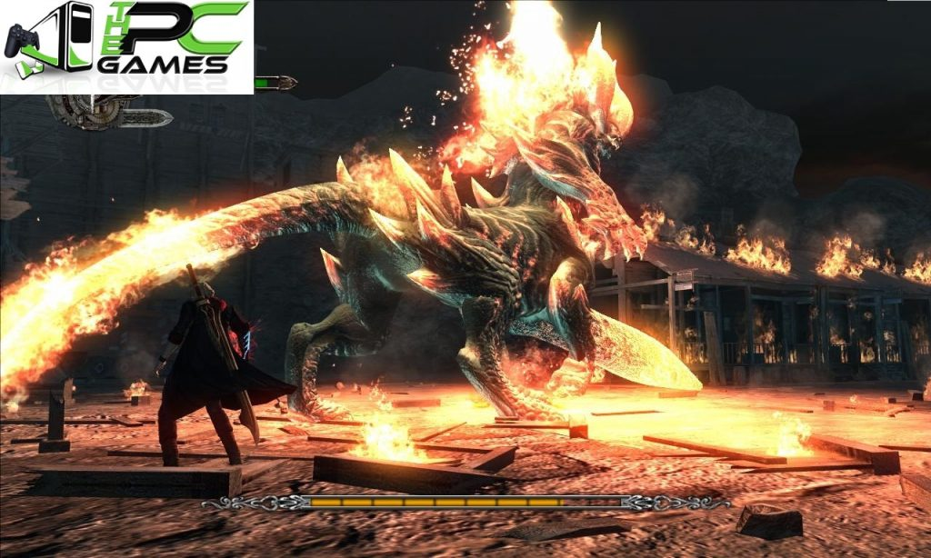 Devil May Cry 4 Pc Game Free Downlaod Full Version