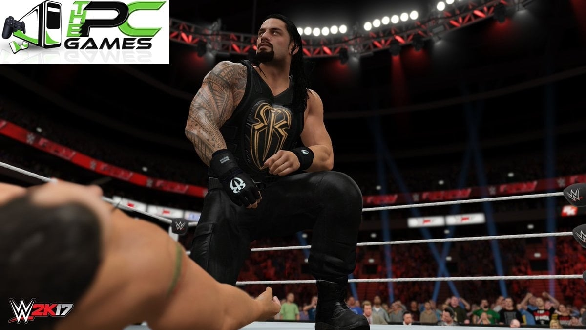 wwe 2k17 pc download compressed