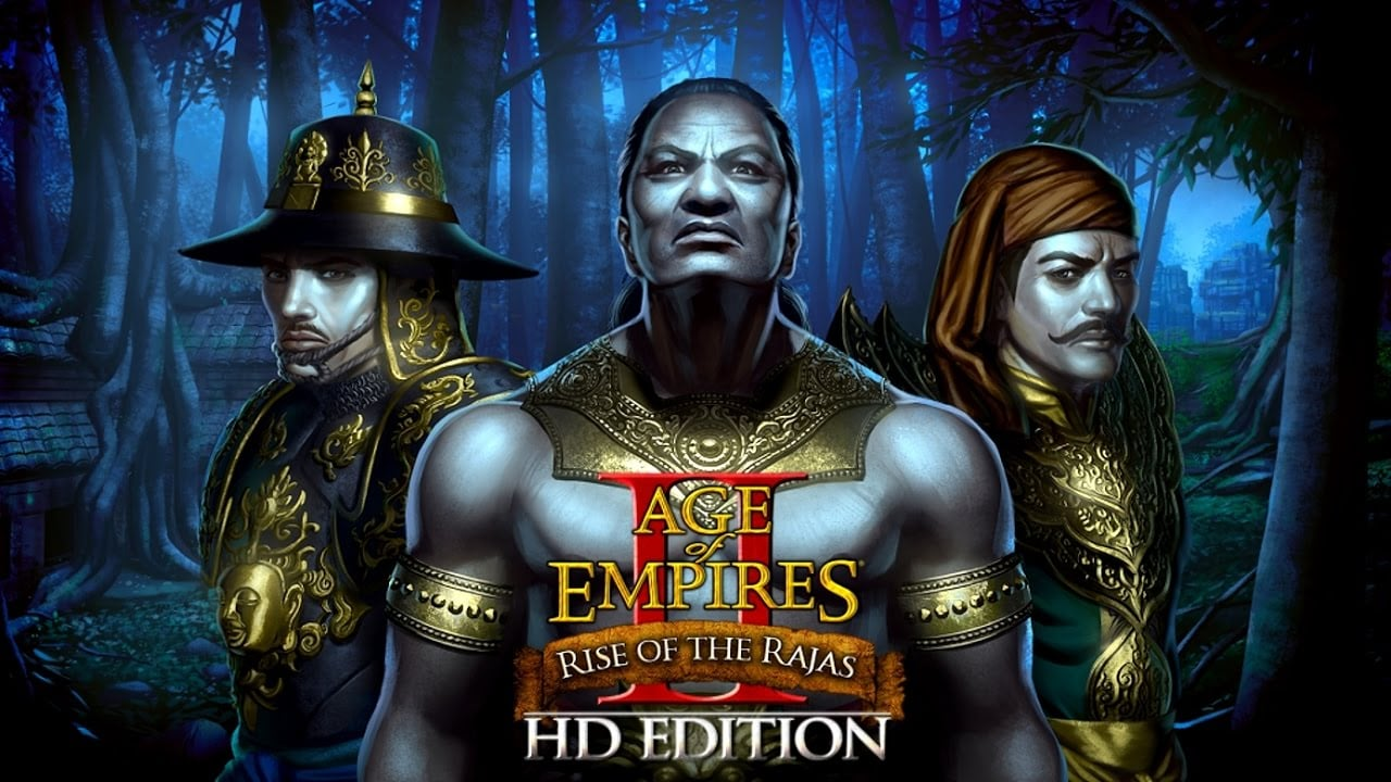 Age of Empires 2 HD Rise of the Rajas Full Download